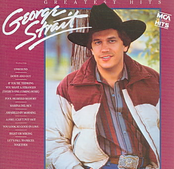 GREATEST HITS BY STRAIT,GEORGE (CD)