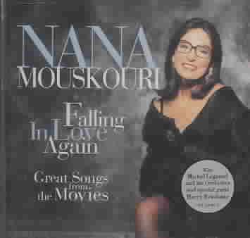 FALLING IN LOVE AGAIN BY MOUSKOURI,NANA (CD)