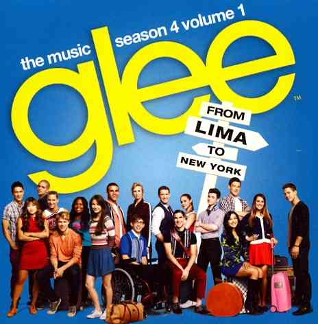 GLEE:MUSIC SEASON 4 VOLUME 1 BY GLEE CAST (CD)